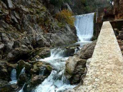 Cazorla - Río Borosa - Guadalquivir; rutas madeira estacion pinilla cuenca del manzanares